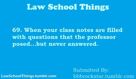 List of Pinterest law school notes funny pictures