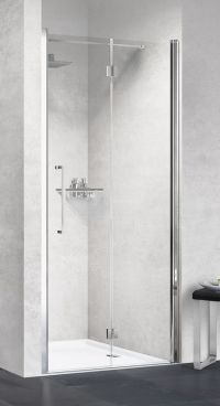 Novellini Young 2gs Corner Entry Bifold Shower Door 770 Right Hand Y22gs77ds 1k Y22gs77ds 1k