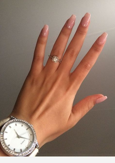Nails and watch