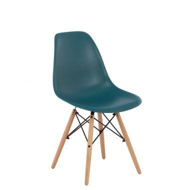 Chaise Ims Bleu Turquoise Intense Chaise Design Pas Cher Chaise Design Chaise Moderne
