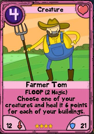 A Real Adventure Time Card Game And A Digital One All The Card - time card