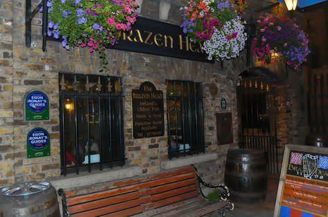 Grafton Street Caf - Bewleys Ireland