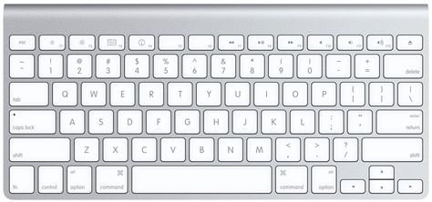 Mac Laptop Keyboard Printable Make Paper Laptops For Students Print Off Copies Of Keyboar Keyboard Stickers Mac Keyboard Shortcuts Apple Keyboard