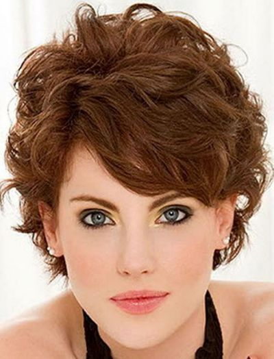 Short Hairstyles For Long Faces Curly Hair Styles Fine Curly Hair Short Curly Hairstyles For Women