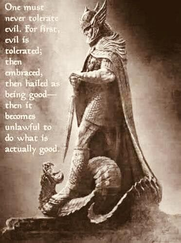 Evil Bishop Concept Art