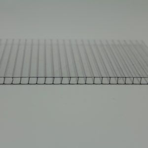 Clear Twin Wall Polycarbonate Sheet Twin Wall Polycarbonate Sheet Polycarbonate Sheet