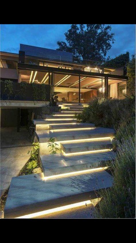 Construire un escalier extérieur  les solutions Landscaping