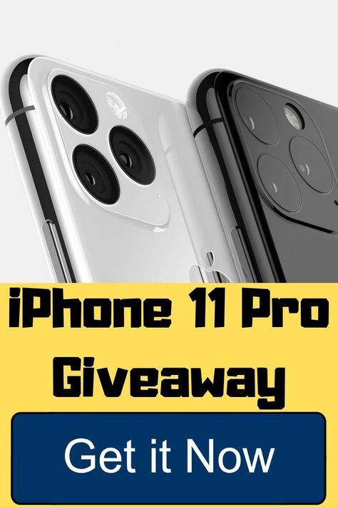 Win Iphone 11 Giveaway Now Get Your