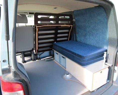 VW transporter Kombi Bed, Amdro alternative campervans Van - wasserhahn küche wandanschluss