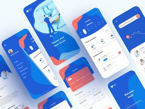 Dental care - Mobile app