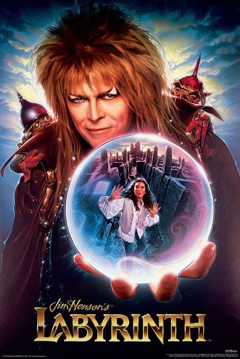 Labyrinth - One Sheet - Movie Poster