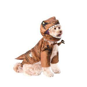 Jurassic World 2 T Rex Pet Costume Pet Halloween Costumes Pet Costumes