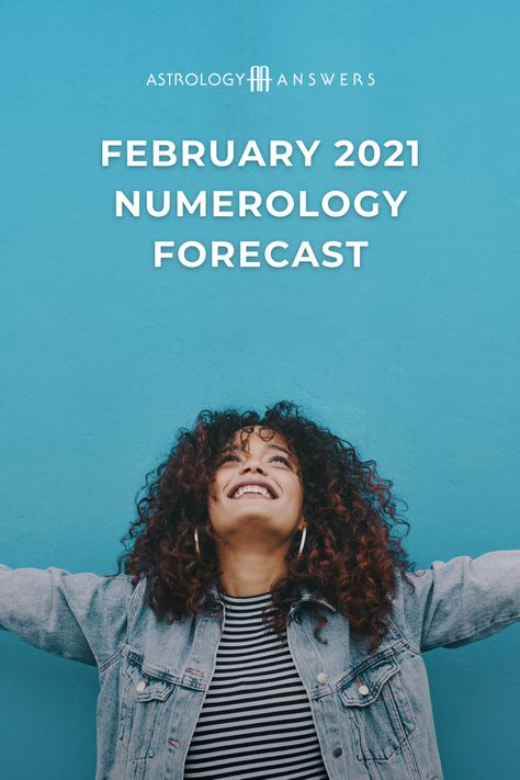 Here is your Numerology forecast for February 2021! Let's see what this month has in store for you, based on your Personal Month number. 🔮 Written by the @numerologistcom team. 🔮 #numerology #numerologyforecast #februarynumerology