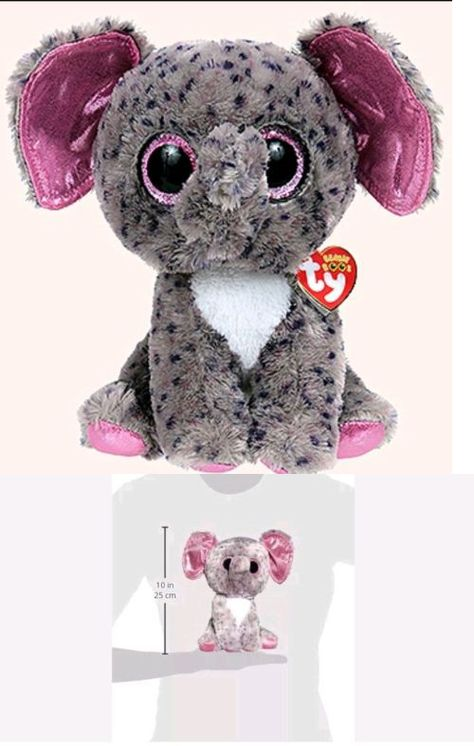 8b961548e9e ... Current 438 Ty Beanie Boo Specks The Elephant 10 Medium Size - BUY IT NOW  ONLY ...
