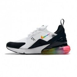 nike air max 270 black rainbow