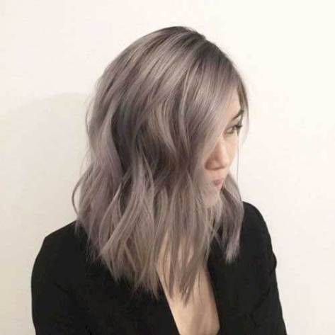 Chic Ideas About Short Ash Blonde Hairstyles Shorthair Ashblonde Shorthairstyles Blondehair Hair Styles Ash Hair Color Ash Blonde Short Hair