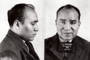 "Alcatraz Inmate - Clarence ""Jo..."