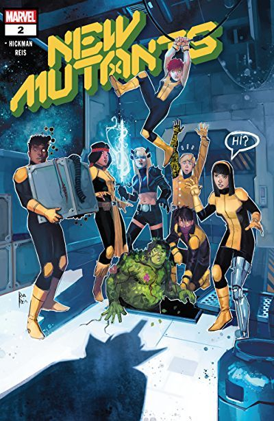Check Out New Mutants 2019 2 On Marvel In 2020 The New Mutants Digital Comic Mutant