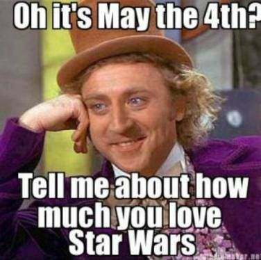 The 19 Best May The 4th Memes To Share On Facebook If You Love Star Wars Day Spanish Teacher Memes Teacher Memes Teacher Conferences