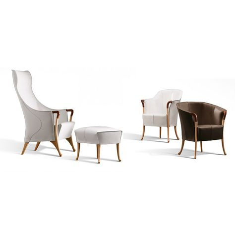 Luxe Design Fauteuil.Giorgetti Progetti Fauteuil Ontwerpers Interieur