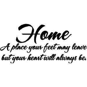 Forever And Always I M Home Home Quotes And Sayings Scrapbook Quotes Family Quotes