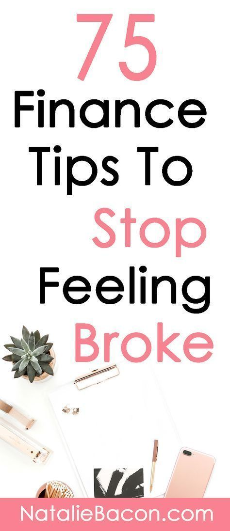 75 Personal Finance Tips To Help You Make & Save Money
