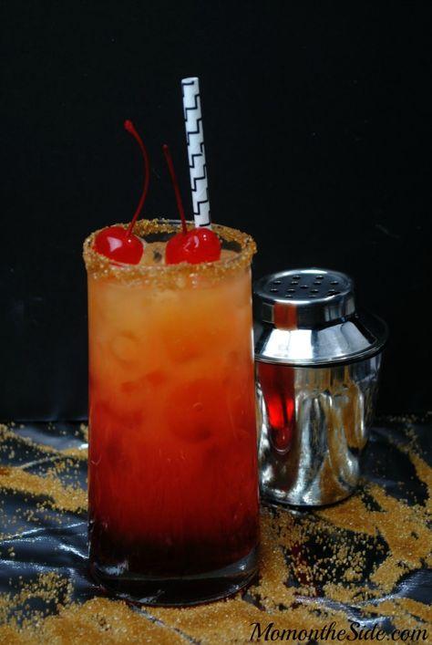superhero cocktail iron man avengers signature drink alcohol