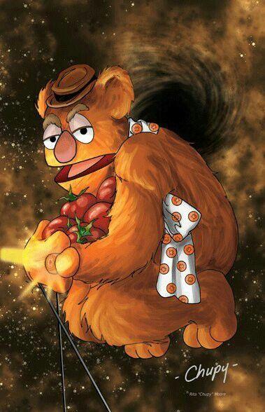 Fozzie Bear Muppets In Space Muppets In Space Muppets Fozzie