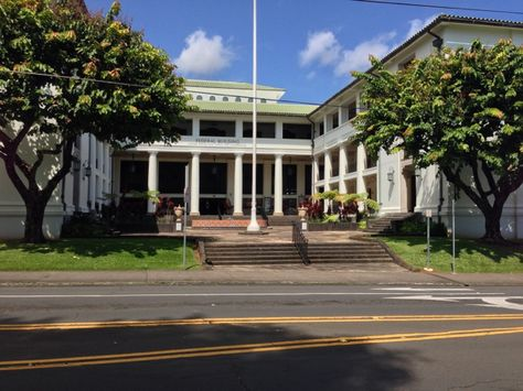 U.S. Post Office: This building is significant in the local context for two reasons: its role in politics and government, and its architectural character. Since its completion in 1917, this single building has been a main local representative of the federal government, first in the territory and later in the state of Hawaii.