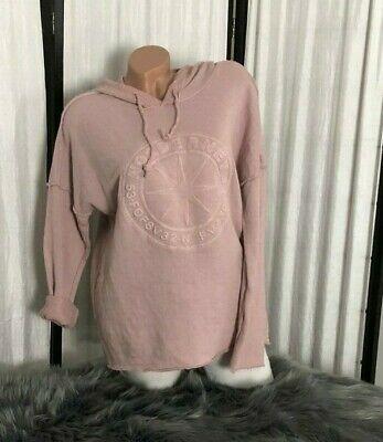 Ibiza Style Ethno Shirt oversized Tunika Bluse Bohemian Kapuze 36 38 40 42 Neu
