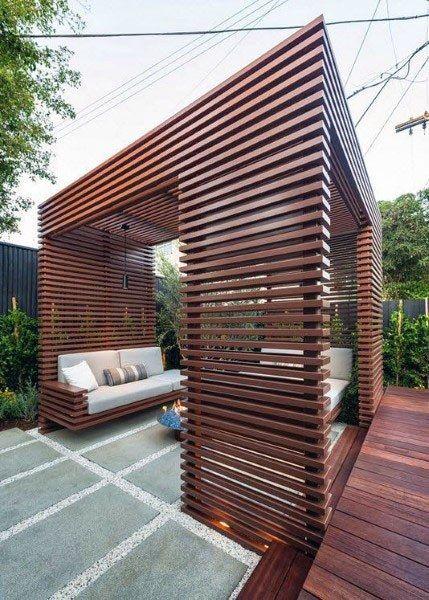 Top 60 Best Pergola Ideas Backyard Splendor In The Shade In 2020 Modern Pergola Backyard Pergola Pergola Patio