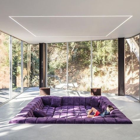 E tem lugar melhor para descansar?  Is there a better place to rest?! By Graig Steely Architecture