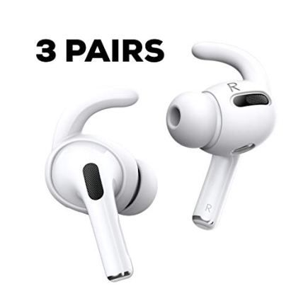 Proof Labs Airpods Pro Ear Hooks Covers Compatible With Apple Airpods Pro White Daily Buy Tips Proof Lab Airpods Pro Compatibility