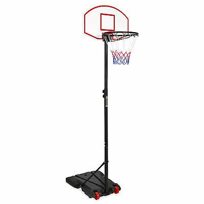 Advertisement Ebay Bcp Kids Portable Height Adjustable Basketball Hoop System Stand Blac Portable Basketball Hoop Adjustable Basketball Hoop Basketball Hoop