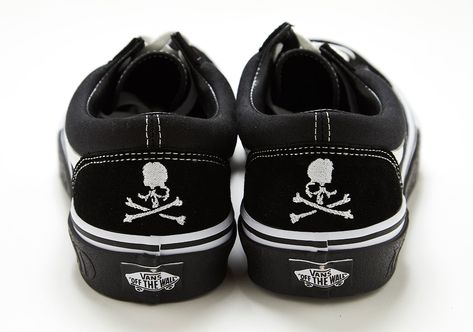 c9a5990276 Mastermind Vans Style 36 Skull And Crossbones  thatdope  sneakers  luxury   dope  fashion  trending