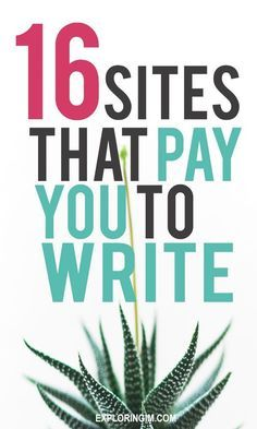 16 Sites That Pay You To Write Articles Online: Beginner Guide To Start