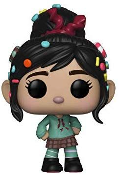 Ralph Breaks the Internet Funko Vynl Vanellope Collectibles Wreck-it Ralph