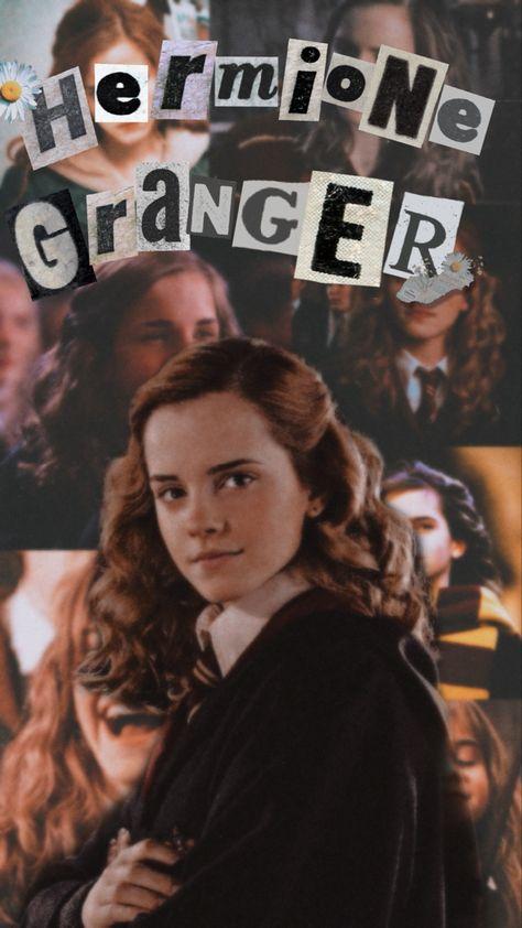 Wallpaper Hermione Granger