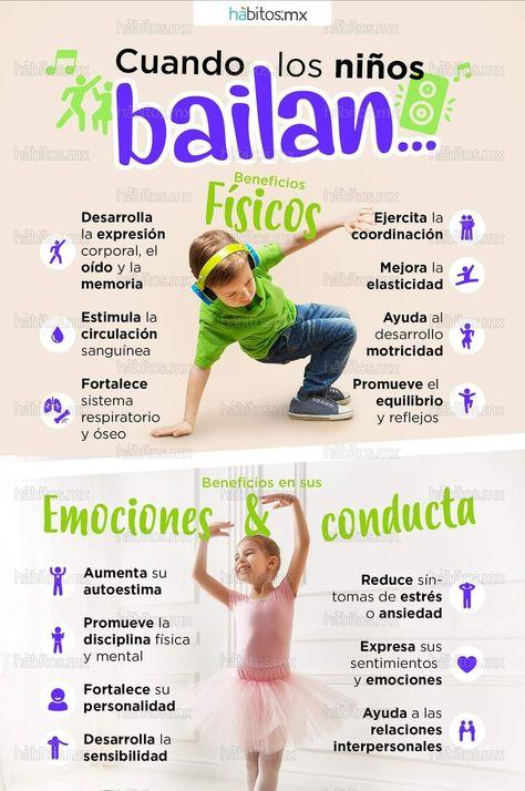 Ideas para el buen desarrollo de los niños
