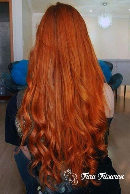 30 Lange Lockige Rote Frisuren Lockige Rote Haare Frisur Rot Schone Lange Haare