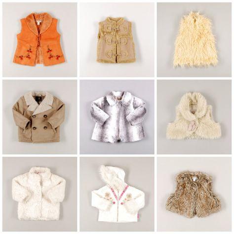 ¡A la última! Abrigos y chalecos de pelo al más puro estilo yeti