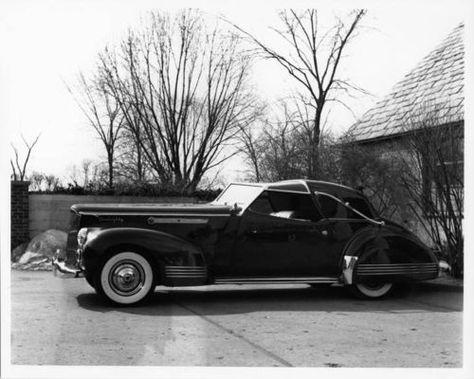 1941-Packard-Super-Eight-180-Custom-Coupe-ORIGINAL-Photo-Negative ...