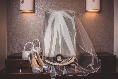 T + P wedding | One George street wedding photography | Beautiful wedding jewellery and gorgeous Louboutin shoes | London based wedding photographer