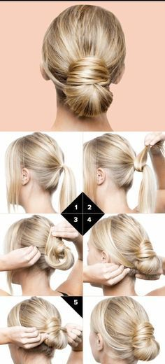 Peinados faciles de 10 minutos