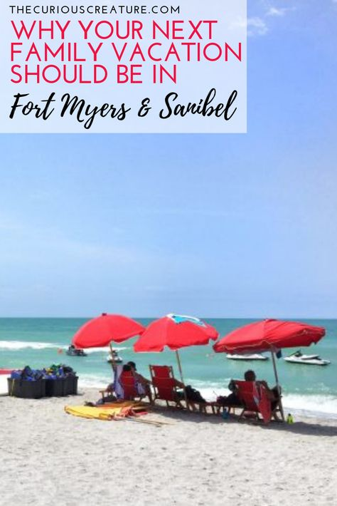 Thinking of heading to Fort Myers and Sanibel, Florida? With