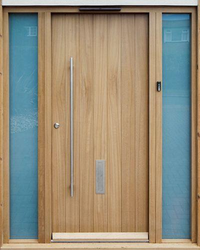 Color of wood for door? Nordan har lignende dør - men hvem har slikt dørhåndtak & 13 best Knoll: Entryway images on Pinterest | Architects ... Pezcame.Com