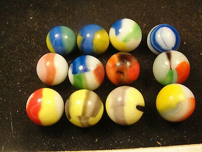 Vintage Marble King Marbles With 2 Bumblebees J28a Ebay In 2020 Marble Bumble Bee Vintage