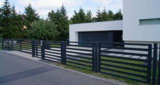 Dresden Modern Zaun Moderne Metallzaune Aus Polen 4 Mit Bildern Moderner Zaun Zaune Aus Polen Zaun