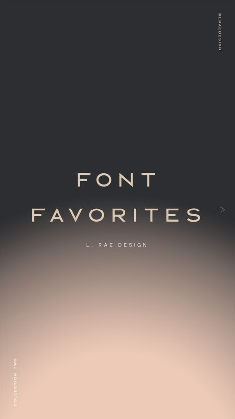 The 5 Best Fonts to Instantly Boost Your Next Design Project  