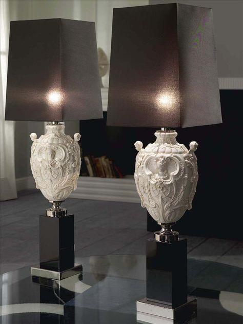 Luxury Designer Table Lamps, sharing luxury designer home ...